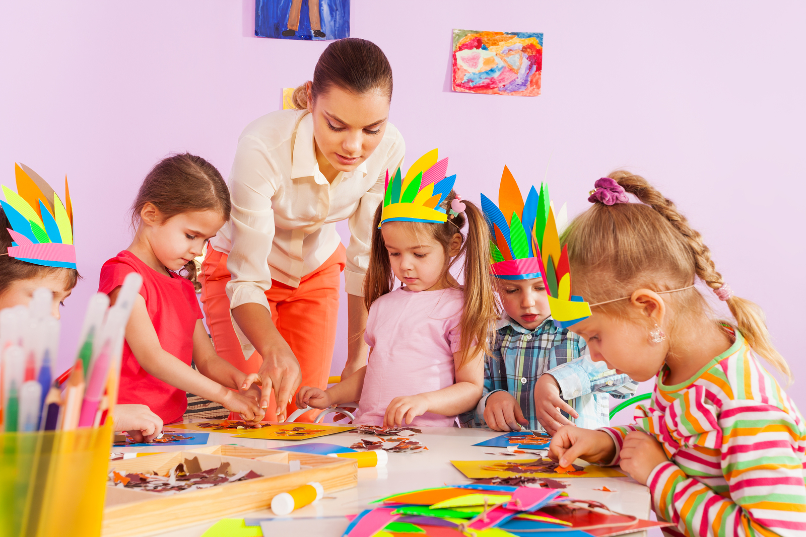 Ways to Teach Children Creatively And Help Them Learn New Things